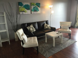 Modern Downtown 2bdroom Condo (fully renovated & furnished)