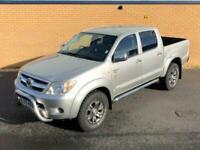 2006 Toyota HI-LUX INVINCIBLE // PICK UP // SWB // 4X4 // DCP // 2.5L 103 BHP //