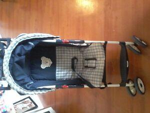 Folding Toddler Stroller