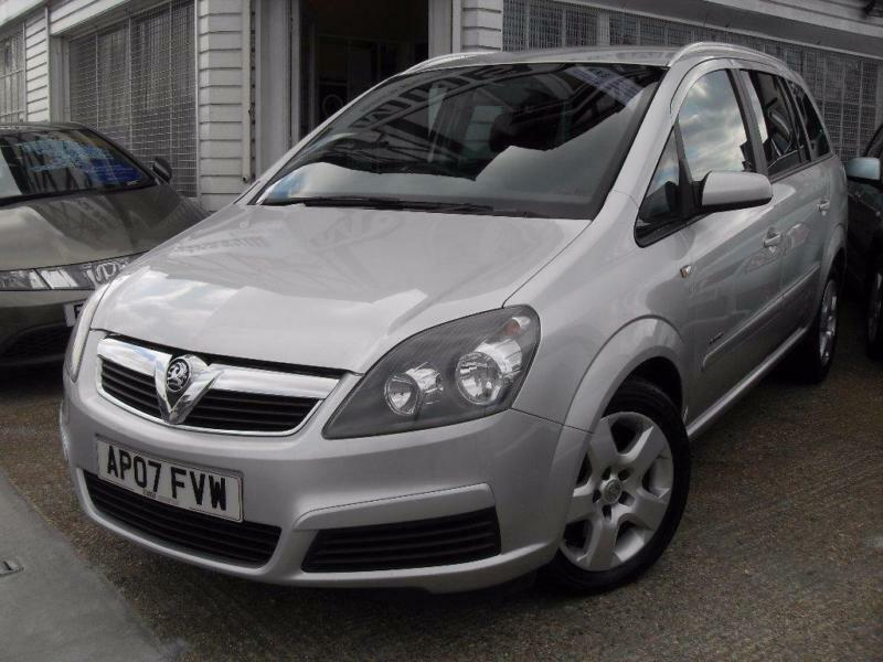2007 vauxhall zafira 1 9 cdti energy 5dr in ilford. Black Bedroom Furniture Sets. Home Design Ideas