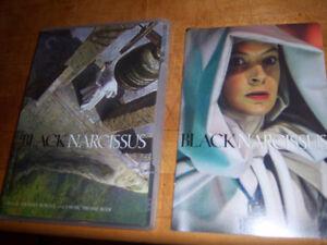 BLACK NARCISSUS/THE LIFE AQUATIC CRITERION dvd