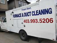 Professional Furnace & Duct Cleaning Service