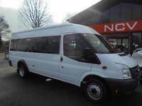 2011 FORD TRANSIT 115 T430 17S RWD 17 SEATER MINIBUS