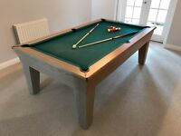 7ft Riley Freeplay Pool Table