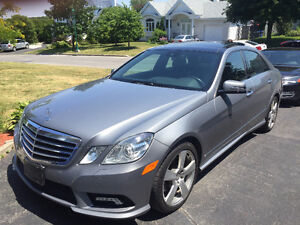 2011 Mercedes-Benz Autre E350 Berline