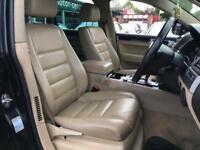 2007 Volkswagen Touareg 3.0 TDI V6 Altitude 5dr Diesel black Automatic