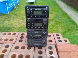 Ford Radios