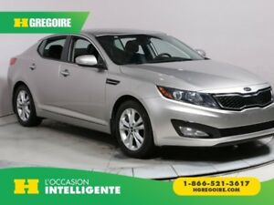 2012 Kia Optima EX TURBO A/C CUIR MAGS BLUETOOTH CAMERA RECUL