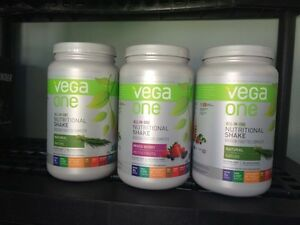 Vega One meal replacement shakes
