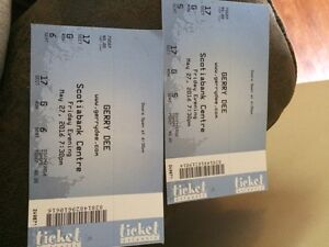 Gerry Dee Tickets- Lower Bowl