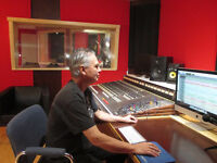 Recording Studio Calgary Audio Engineering Service