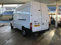 2011 FORD TRANSIT 2.4 TDCi 350 LWB High Roof Duratorq 3dr