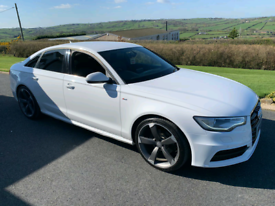 Late 2012 AUDI A6 2.0TDI S LINE AUTOMATIC MOTED TO