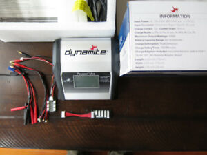 Dynamite Passport Ultra Multi-chemistry battery charger