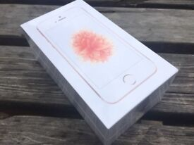 Iphone SE Brand New Sealed 32Gb Unlocked & Iphone 5 Grade A 16Gb
