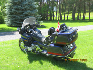 2000 honda goldwing 1500cc