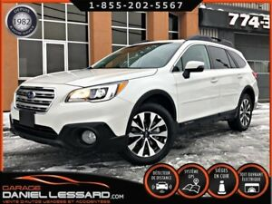 Subaru Outback LIMITED EYE SIGHT, GPS, CUIR, TOIT ET PLUS 2017