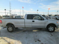 2008 Ford F-150 XLT,E/C,4X4 EVERONE IS APPROVED $92.00 B/W oac