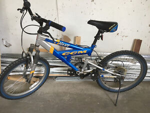 Bike for boys good condition