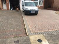 Driveway cleaning & gardening business for sale or swap for car