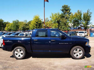 2013 Dodge Ram 1500 leather Sport Fully Loaded Crew cab
