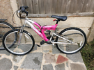 Kids hybrid bicycle