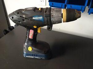 Mastercraft 18v Drill