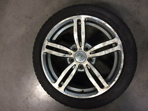 FS: Used 5x120 17x* et35 BMW M6 Rep Wheels. Cambridge Kitchener Area image 2