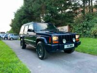 1997 Jeep Cherokee 4.0 Limited 5dr Auto ESTATE Petrol Automatic