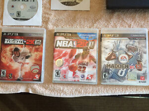 PS3 Gaming Console, Controlers, & 11 Games $200 O.B.O. Windsor Region Ontario image 5