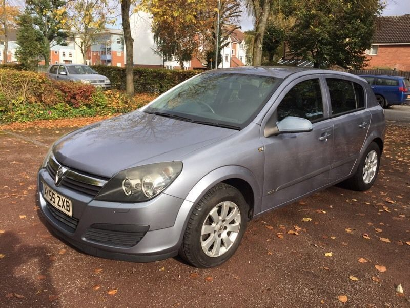 Vauxhall Astra 1.8 i 16v Club 5dr HPI CLEAR+6 MONTHS WARRANTY