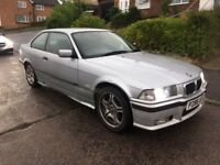 1997 bmw 316 with 328 conversion modified drift hids