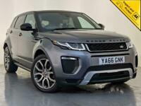 2016 RANGE ROVER EVOQUE HSE DYNAMIC TD4 4X4 HIGH SPEC AUTO PAN ROOF SVC HISTORY