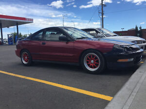 1996 Acura Integra Coupe (2 door)