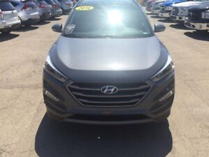2016 Hyundai Tucson AWD 1.6T Limited