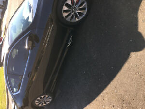 "Honda oem 17"" mags wheels"