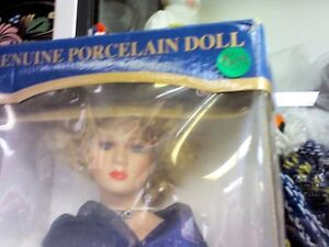 Fine Porcellane Doll/HEARTBEAT Thrift Store/BayView Mall