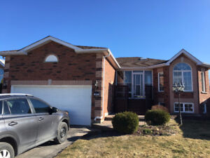 Bright 2 bedroom apartment lower level separate entrance Barrie