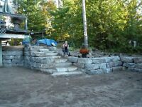 Natural Stone Specialist, construction, landscaping, etc.......