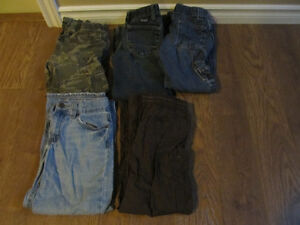 Lot of Boys Size 6-7 clothes