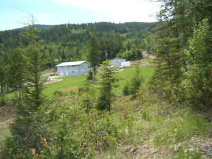 Enjoy peaceful living just 6 minutes outside of Creston