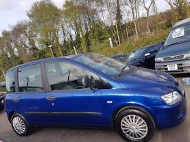 FIAT MULTIPLA++2008 MODEL WITH 9 STAMPS++JUST SERVICED++ONLY 68K MILES++EXCELLEN