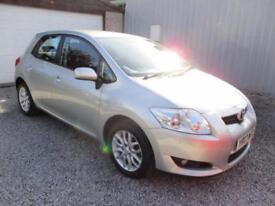 2007 Toyota Auris 1.6 VVTi T3 5dr MM AUTOMATIC 5 door Hatchback