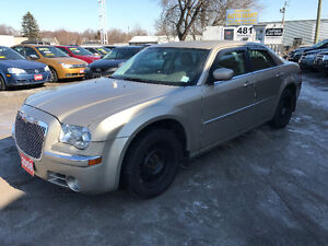 2008 Chrysler 300 Limited Loaded Only 116000 Km