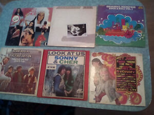 12 assorted records