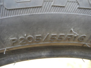 P205/55R16, single tire - Bridgestone Turanza EL400 02, Nice!