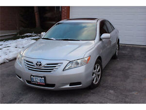 2008 Toyota Camry LE Premium Package- Toyota Dealer Maintained