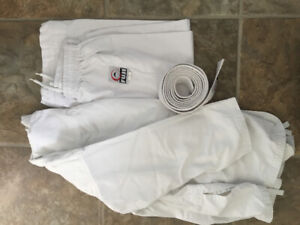 Karate youth size 1