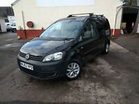 Volkswagen Caddy Maxi 1.6 TDI C20 KOMBI 140PS (black) 2012