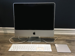 20-inch iMac (Mid-2007), 4GB SD Ram, 250GB - Great Condition!